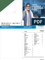 Monoblock & Suction Pump SNB-SNK-Catalog