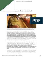 Moradores de rua e o reflexo na criminalidade - Mantena News