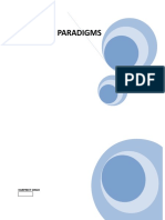 Research Paradigm