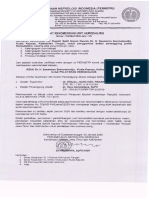 Surat Rekomendasi Unit Hemodialisis RSUD dr. H. Soemarno Sosroatmodjo Kuala Kapuas.pdf