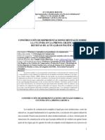 CONSTRUCCIÓN DE REPRESENTACIONES MENTALES
