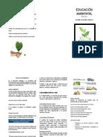 Consejos para preservar el medio ambiente