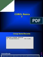 COBOL BASICS2