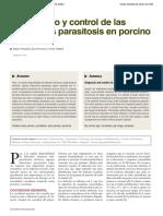 Diagnóstico de las principales parasitosis en el porcino