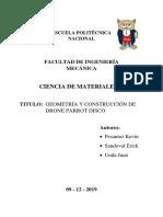 AVANCE PROYECTO CMII - PESANTEZ