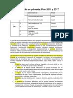 La geografía en primaria Plan 2011 y 2017.docx