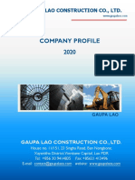 Gaupa Lao Business Profile 2020