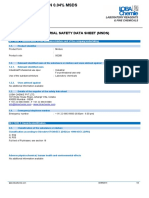 AMMONIA SOLUTION 0.04% MSDS.pdf
