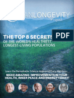Longevity Project - 8 Secrets of Healthiest 2