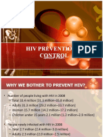 Hiv Prevention & Control-group Xray