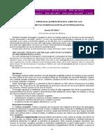 CONCEPTUL, TIPOLOGIA ȘI PRINCIPALELE ASPECTE ALE REGLEMENTARII FACTORINGULUI PE PLAN INTERNAŢIONAL_Pentru Cap II