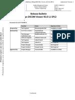 Release Bulletin_PhilipsDICOM_Viewer_R3.0L1SP12