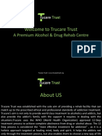 """""""Welcome to Trucare Trust A Premium Alcohol & Drug Rehab Centre"""""""