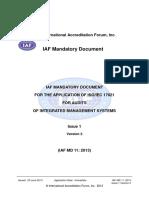 I13-SCCM-IAF_MD11-2013_Appl_ISO_17021_Audits_IMS_0_0.pdf