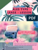 sales&leaseback