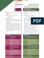 Jornada Movilidad Sostenible - Instrumentos económicos