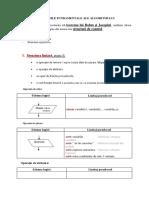 3. STRUCTURILE FUNDAMENTALE ALE ALGORITMULUI