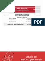 Estudio Logístico Comunidad Valencina. Resumen ejecutivo
