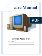 instruction manual template 08