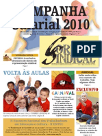 CORREIO SINDICAL - ANO 1 - Nº 5 -FEVEREIRO DE 2010