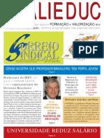 CORREIO SINDICAL - ANO 1 - Nº 9 - JULHO DE 2010