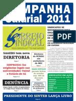 CORREIO SINDICAL - ANO 1 - Nº 10 - OUTUBRO DE 2010