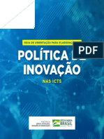 guia de orientacao para elaboracao da politica_de_inovacao