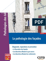 Pathologies Façades - guide pathologies des bâtiments