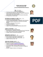 RCHS Members Profiles 11-29-2010