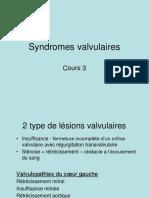 Valvulopathies 1