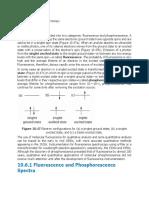 Photoluminescence spectroscopy