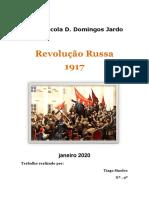 A Revolução Russa de 1917.docx