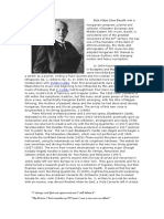 PRIMITIVISM AND BELA BARTOK'S LIFE