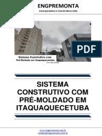 Sistema Construtivo Com Pré-Moldado Em Itaquaquecetuba