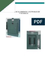 4. Tableros Eléctricos NLAB-NHB-CDP