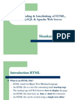 HTML Perl 2008-09