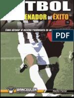 FUTBOL EL ENTRENADOR DE EXITO