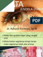 Katarak- dr Rahardjo Kuntoyo Sp.M