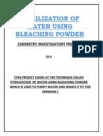 CBSE-XII-Chemistry-Project-STERILIZATION-OF-WATER-USING-BLEACHING-POWDER.docx