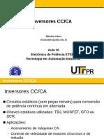 Aula 10 - Inversores CCCA