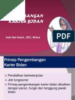 3. pengembangan karir Bidan.ppt