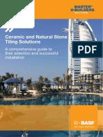 Brochure Mastertile Tiling