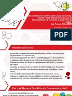 Curso Documenatcion de procesos v.2