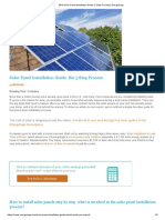2019 Solar Panel Installation Guide_ 5 Step Process _ EnergySage