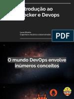 Docker e Devops