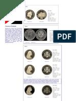 Sealand Coins List