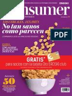 Consumer Eroski-Septiembre 2019