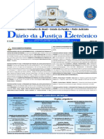 DIARIO DA JUSTIÇA 15/01/2020