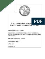 SEMINARIO OSCAR BLANCO 2C 2019