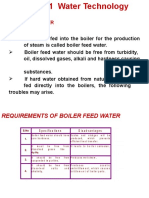 Unit-I Water Technology.ppt